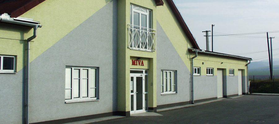 Administratívna budova MIVA