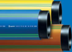 PLYNOVÉ POTRUBIE z PE - 100RC plus* -  egeplast SLM 2,0