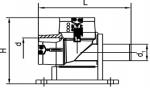 WF 90° - Elektrotvarovkové koleno 90° s opornou pätkou