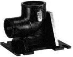 VM 90° - Elektrotvarovkové koleno 90° s opornou pätkou