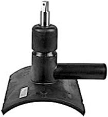 DAV TL - Prípojkový ventil s navŕtavacou armatúrou, Top-Loading