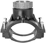 VAM RG - Ventilová armatúra s vnútorným závitom s prechodom PE/bronz