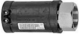 USTM - Prechodka PE/oceľ s vnútorným závitom