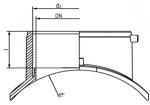 ASA  TL - Sedlová tvarovka Top - Loading