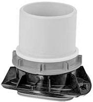 ASA  MULTI - Pripojovacie hrdlo pre  spojenie prípojok z PE-HD s kameninovými alebo betónovými rúrami