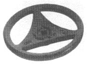 Ručné koliesko TYP 9301