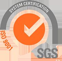 Certifikát SGS